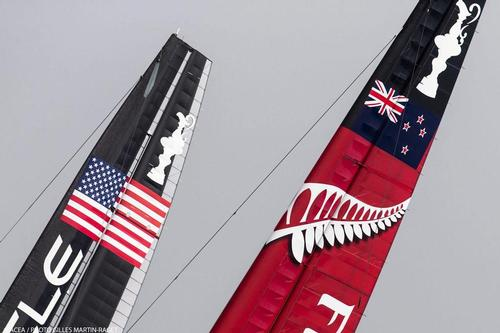 34th America's Cup © ACEA - Photo Gilles Martin-Raget http://photo.americascup.com/