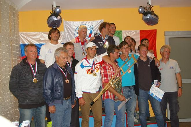 All prize winners together  © Alexey Zhirov