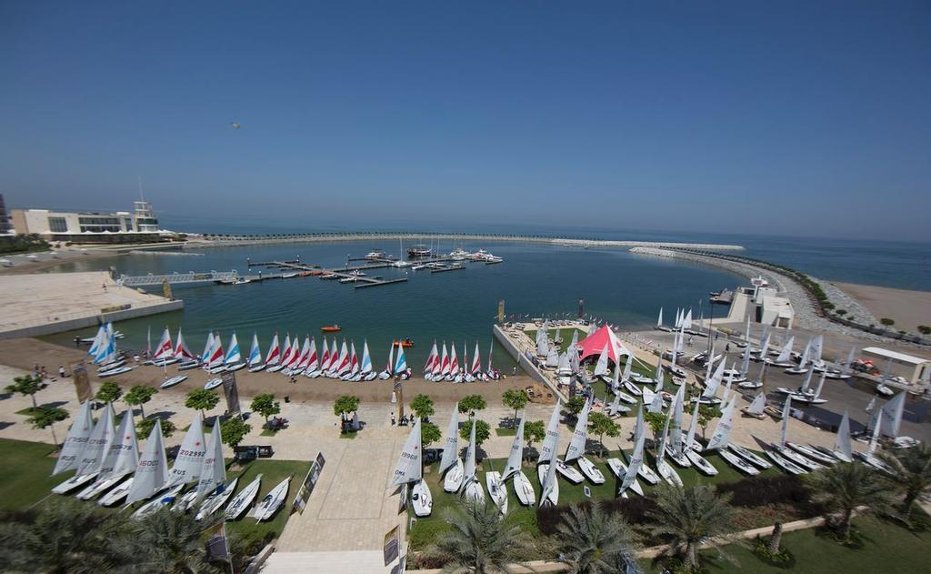 Day 4 of racing close to the shore<br />  &copy; OmanSail