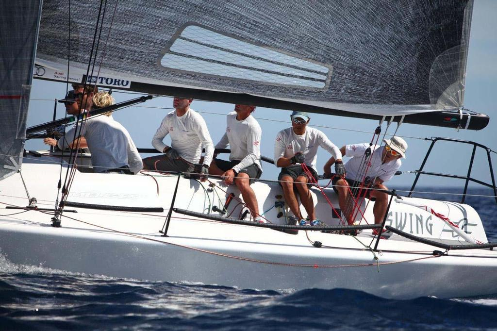 Melges 32 World Championship - races 5 and 6, Swing ©  Max Ranchi Photography http://www.maxranchi.com