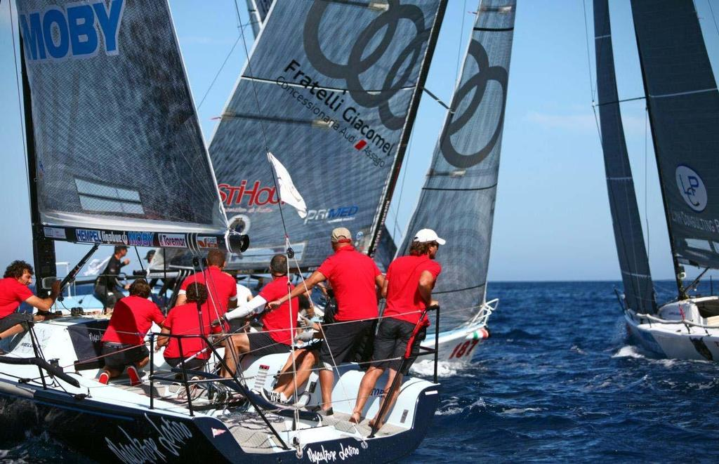 Melges 32 World Championship - races 5 and 6, Mascalzone Latino ©  Max Ranchi Photography http://www.maxranchi.com