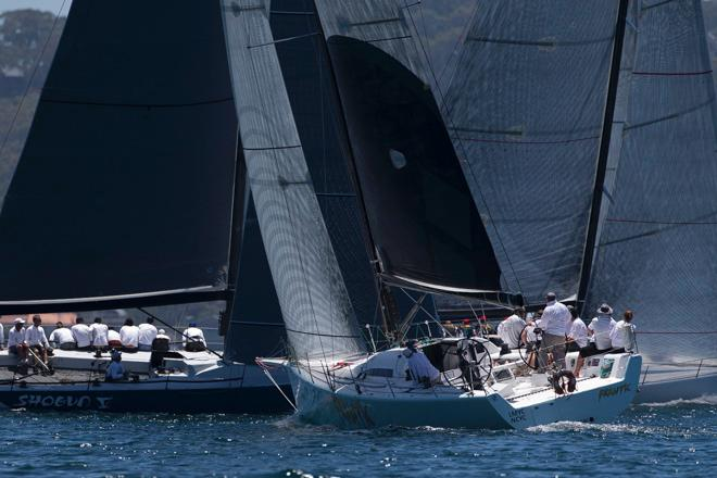 SAILING - TP52 Southern Cup Challenge 2013 - Pittwater, Sydney - 13/12/2013 - FRANTIC © Andrea Francolini
