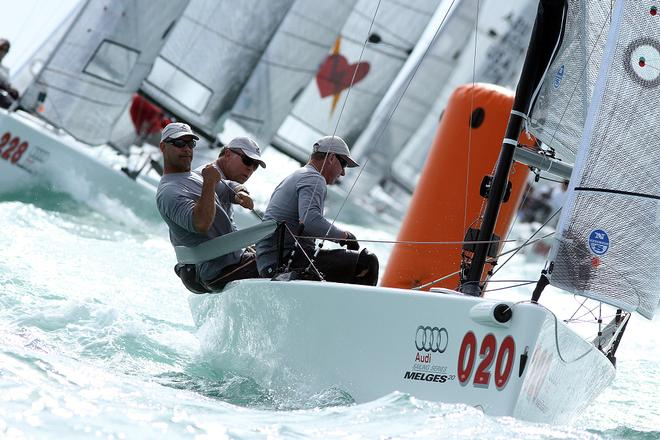 Audi Melges 20 World Championship 2013 © 2013 JOY / Int'l Audi Melges 20 Class Association http://melges20.com/