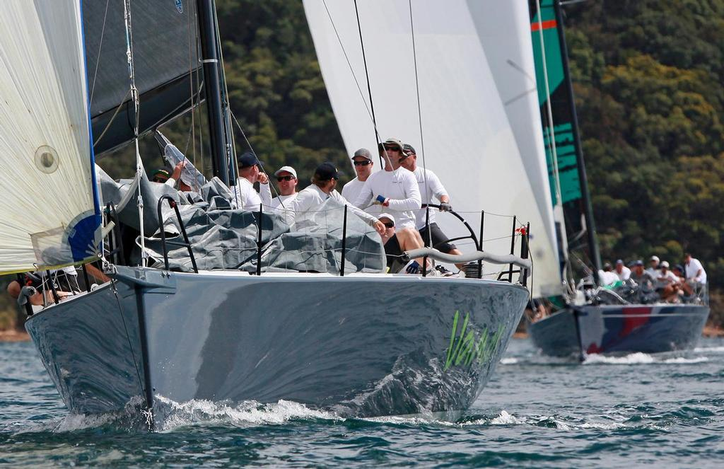 Vamos leads Quest to the bottom mark © Crosbie Lorimer http://www.crosbielorimer.com