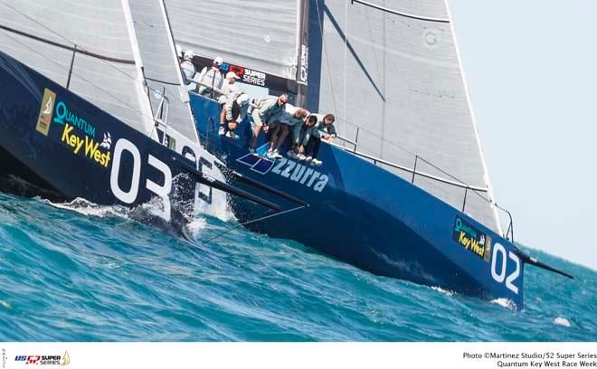 Quantum Key West Race Week - 52 Super Series © Martinez Studio/52 Super Series
