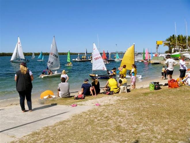 Discover Sailing Day 2 © Southport Yacht Club http://www.southportyachtclub.com.au