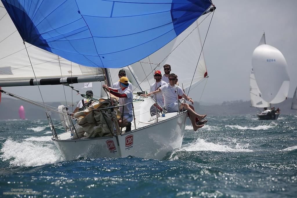 Young 88 - Day 1, 2014 Bay of Islands Sailing Week ©  Will Calver - Ocean Photography http://www.oceanphotography.co.nz/