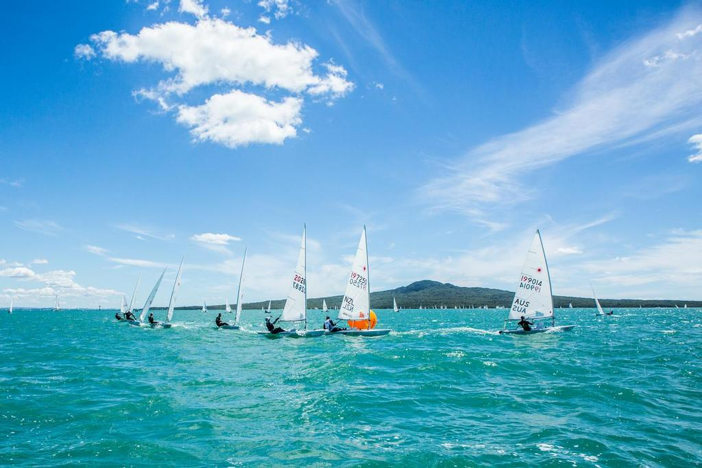 Fleet - Oceanbridge Sail Auckland - Day 1 © Oceanbridge Sail Auckland