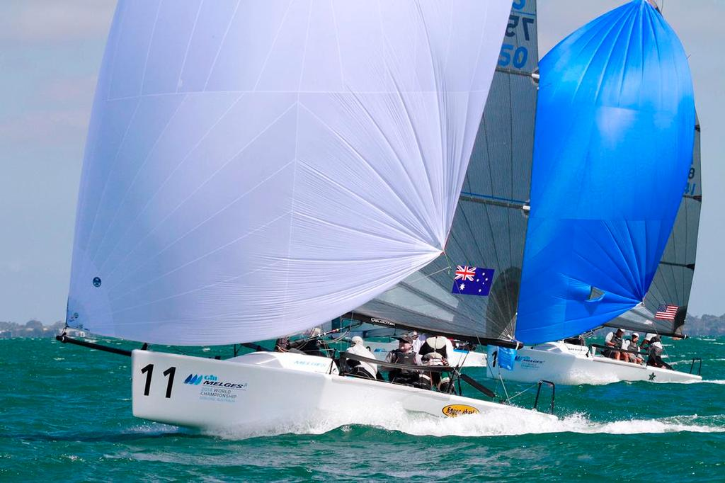 Roger That - Cameron Miles (AUS750) Image - Gill Melges 24 World Championship 2014 © Terri Dodds http://www.teridodds.com