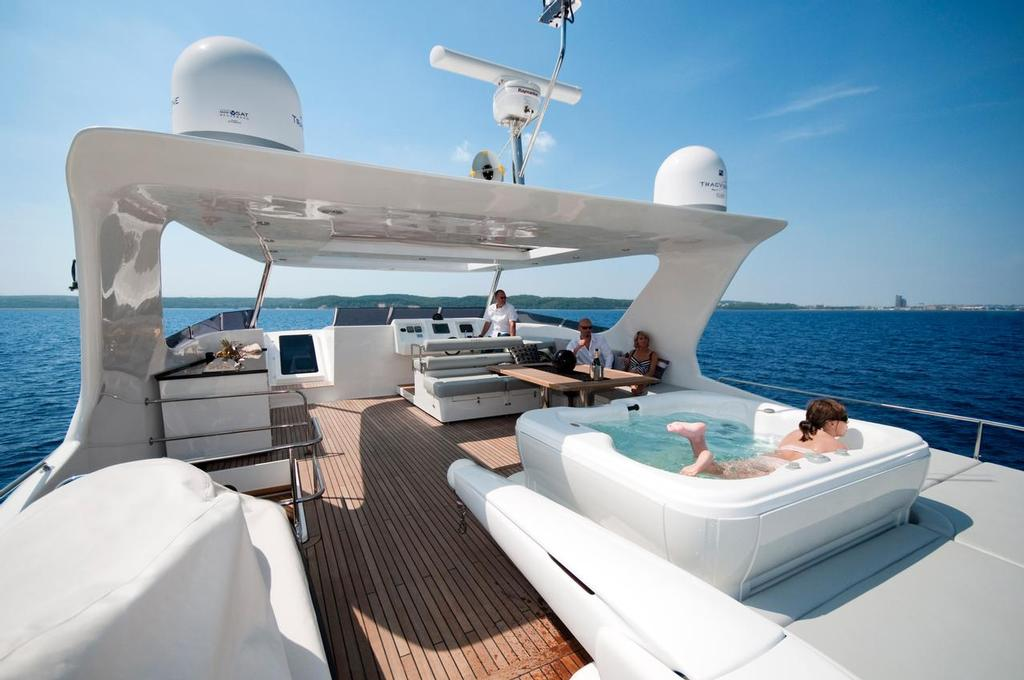 Sunreef 2 © Sunreef Yachts