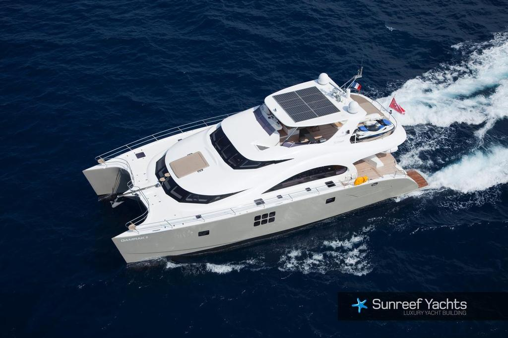 Sunreef 3 © Sunreef Yachts