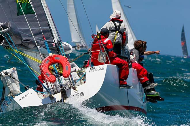 Rolex Sydney Hobart Yacht Race Images By Howard Wright