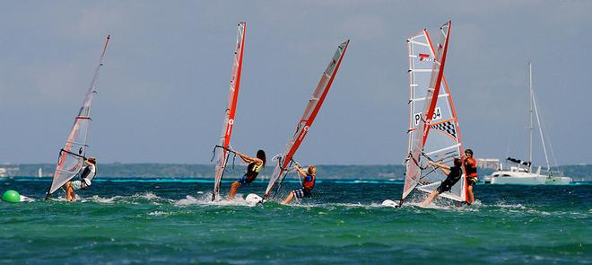 Cancun North American Windsurfing Championships 2014 © SVK1 Sports