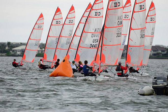 Byte CII North American's Day 1 - Byte CII North American Championship and Youth Olympic qualifier © Zim Sailing http://zimsailing.blogspot.com.au/