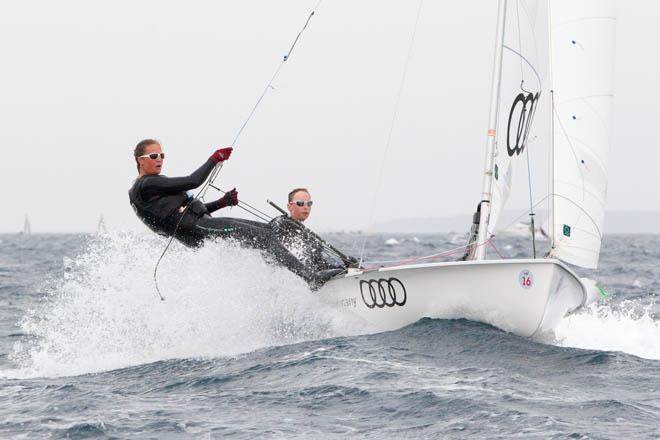 2014 ISAF Sailing World Cup Mallorca, day 3 © Thom Touw http://www.thomtouw.com