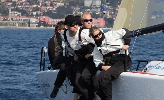 Storm Capital Sail Racing NOR 751 © Melges 24 Slovenia http://www.melges24.si/