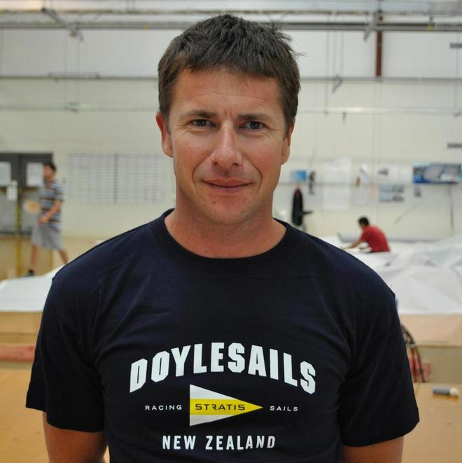 Andrew Brown, Doyle Sails NZ's One Design Manager © Doyle Sails NZ
