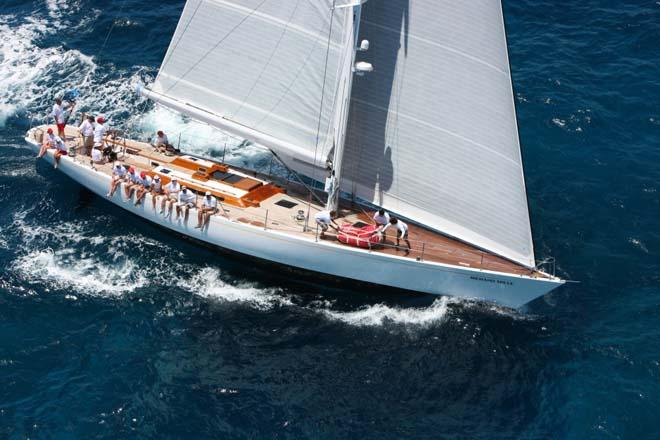 Les Voiles de St. Barth © Seaclear Communications http://www.seaclearcommunications.com/