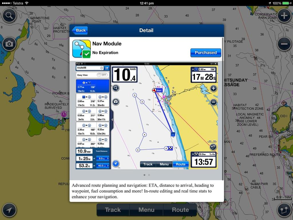 Ipad and sailing boats in australianz what works and what doesnt navionics nav module sw gumiabroncs Image collections