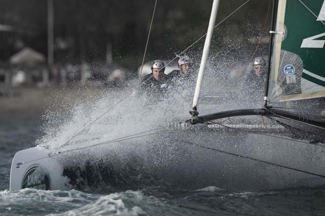 2014 Extreme Sailing Series Act 3 © Lloyd Images/Extreme Sailing Series