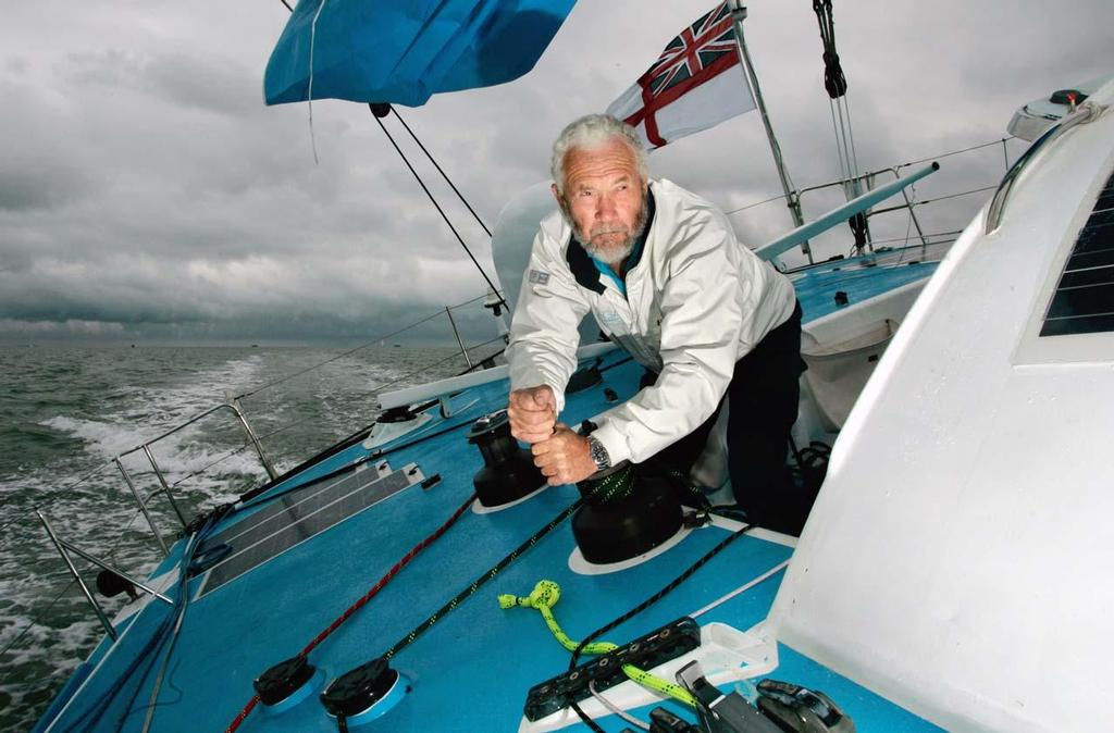 Sir Robin Knox-Johnston © onEdition http://www.onEdition.com