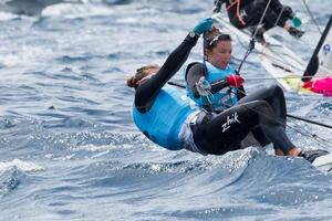 2014 ISAF Sailing World Cup, Hyeres, France photo copyright Thom Touw http://www.thomtouw.com taken at  and featuring the  class