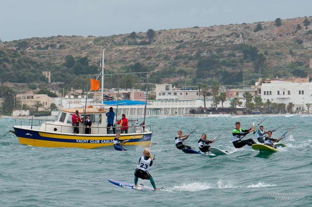 Formula Kite Youth & Masters Worlds 2014 © Francesco Nonnoi