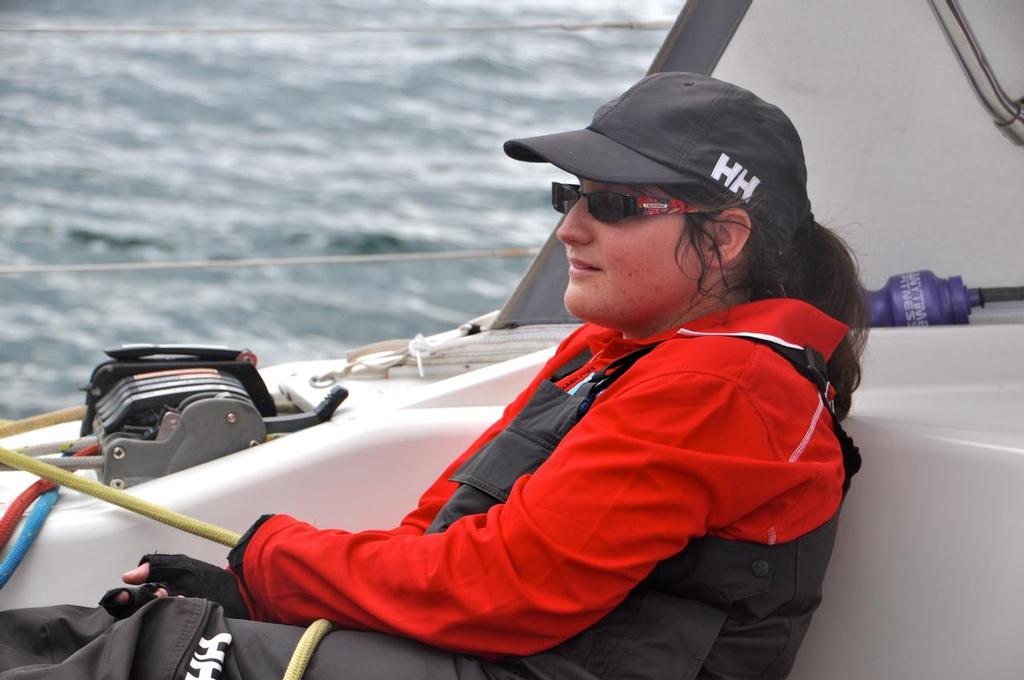 Grace Kennedy - Windcraft's Yacht Raffle for Sailors with disABILITIES © Mary Bickley