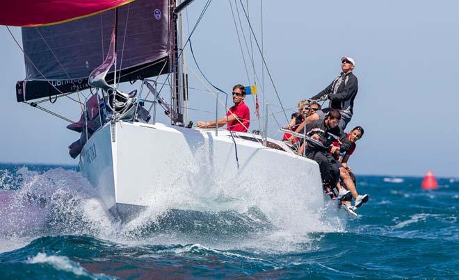 2014 ORC European Championship, Day 3 ©  Jesus Renedo http://www.sailingstock.com