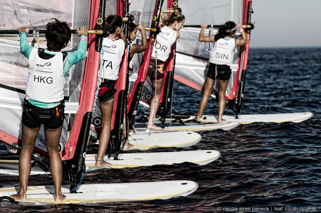 Day 4, 2014 ISAF Youth Worlds, Portugal ©  Neuza Aires Pereira | ISAF Youth Worlds