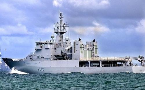 HMNZS Otago © New Zealand Defence Force