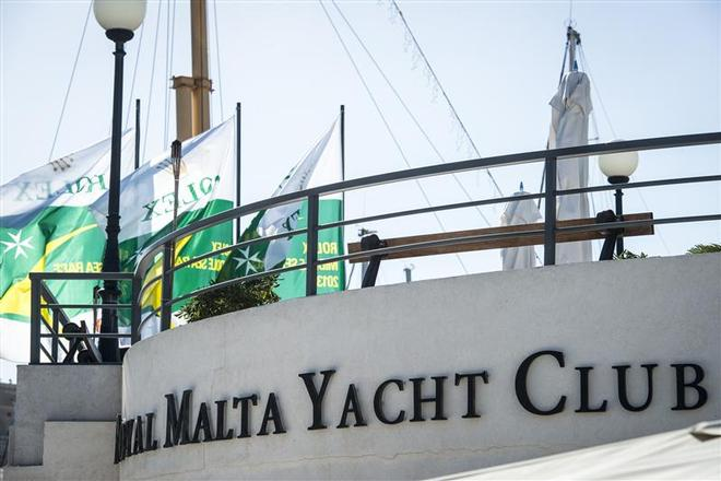Royal Malta Yacht Club - International Fleet bound for 2014 Rolex Middle Sea Race Malta ©  Rolex/ Kurt Arrigo http://www.regattanews.com