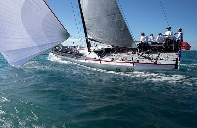 Sergio Sagramaso's MC38 Lazy Dog reaching for home. © Crosbie Lorimer http://www.crosbielorimer.com