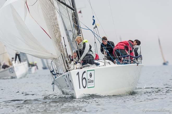 H.E.A.T feeling the heat to make the cut - 2014 ORC World Championship © Pavel Nesvadba/Ranchi