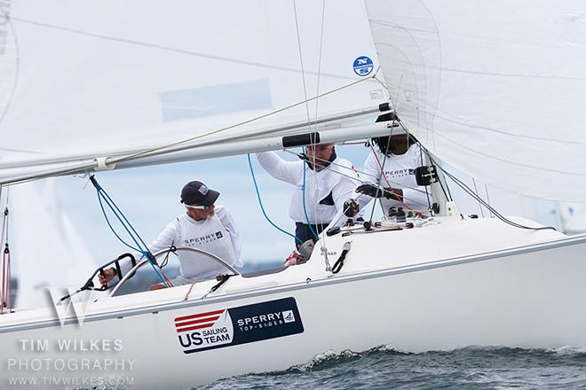 Other Sonars - 2014 IFDS World Championships © Tim Wilkes