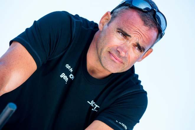 Yann Guichard ©  Eloi Stichelbaut/Spindrift Racing http://www.spindrift-racing.com/