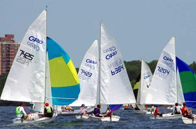 Sail Canada Youth Championships at CORK International © CORK