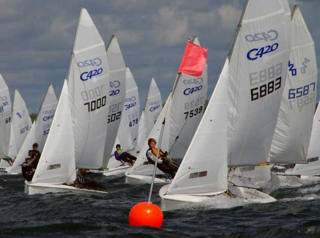 Sail Canada Youth Championships at Cork International 2014  © CORK