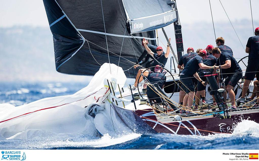 2014 Copa del Rey © Martinez Studio/52 Super Series