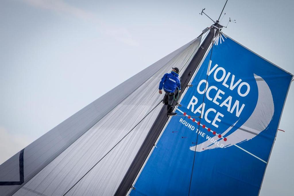 - Team Vestas Wind - 2014-15 Volvo Ocean Race photo copyright Team Vestas Wind taken at  and featuring the  class