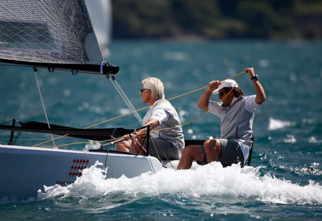 2014 Audi Melges 20 World Championship, Day 1 ©  Max Ranchi Photography http://www.maxranchi.com