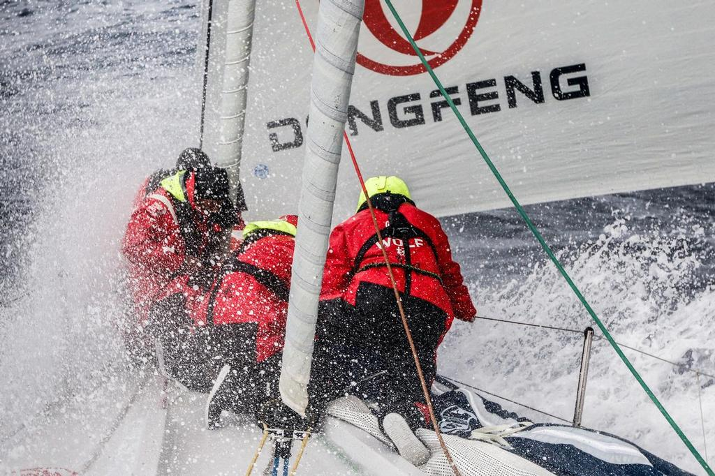 Dongfeng Race Team © Yann Riou / Dongfeng Race Team