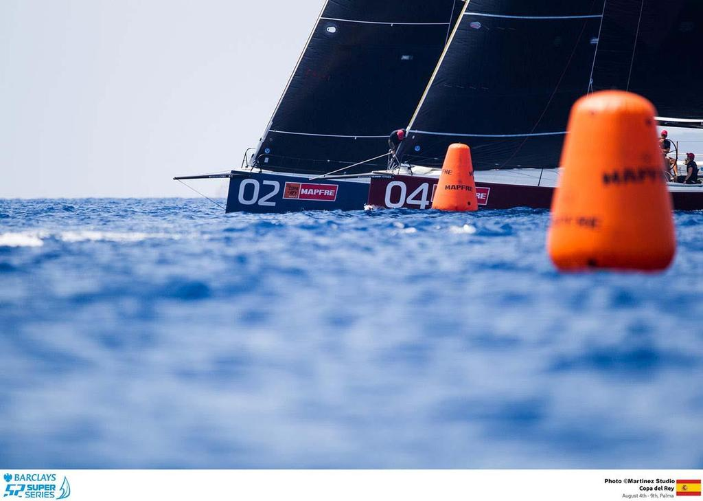 2014 Barclays 52 Super Series, 33rd Copa del Rey Mapfre © Martinez Studio/52 Super Series