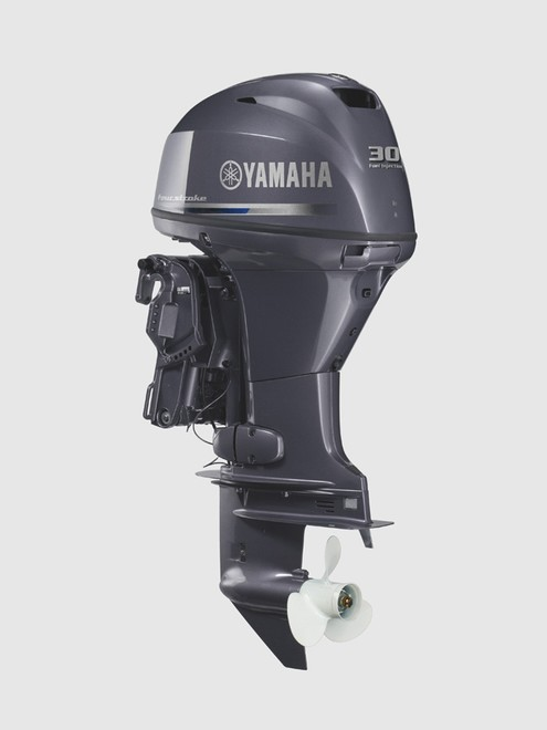 Yamaha New Four Stroke 30hp Model With EFI