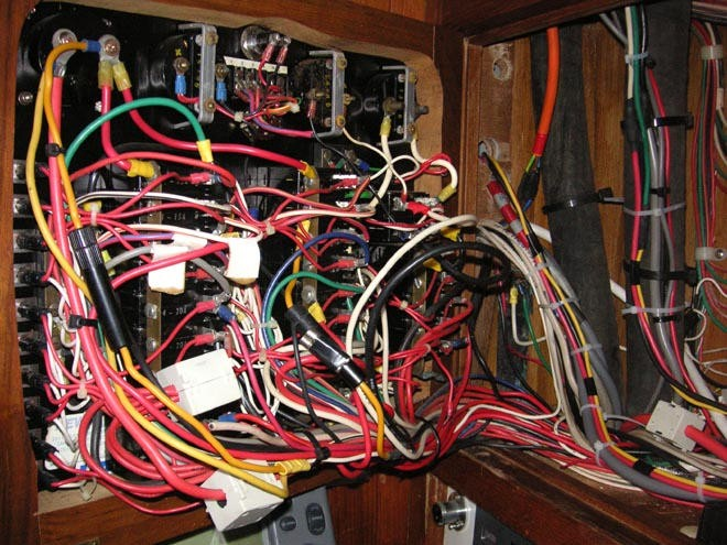 Wiring Diagram Don T Leave Port Without It