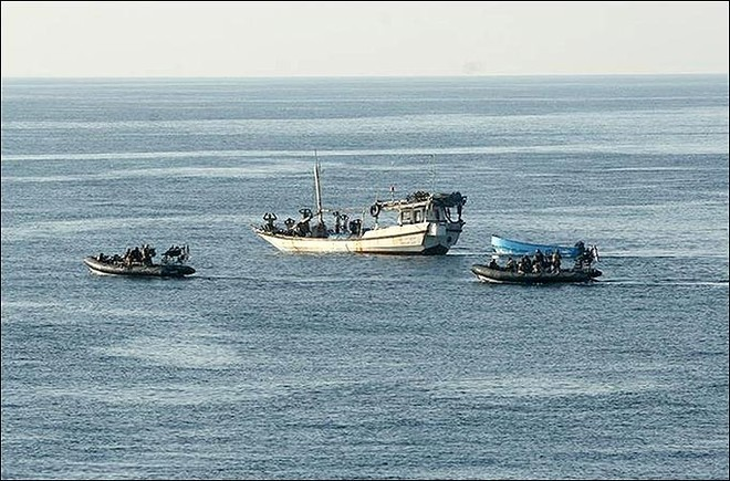 Two Pirates from Confused Somalia Killed