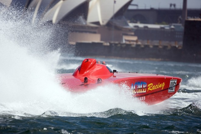 Maritimo 11 takes Offshore Superboat titles
