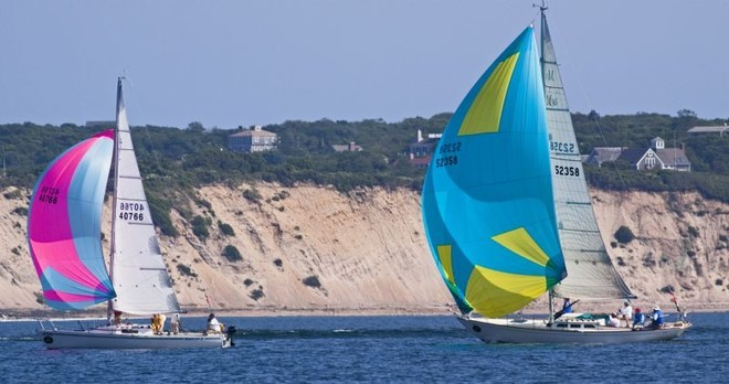 The sun finally showed up - Block Island Race Week ©  Rolex / Dan Nerney
