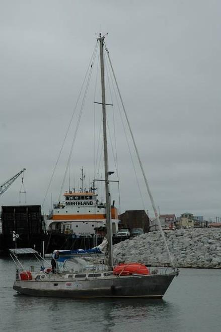 Flanagan Sets Sail For Chukotka And Beyond