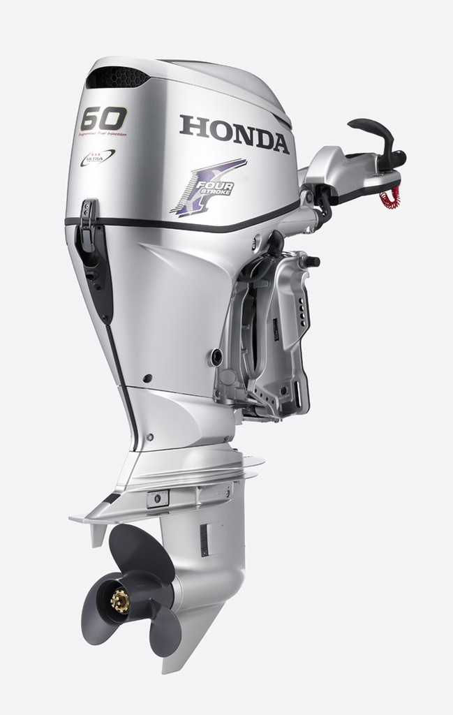 Honda releases brand new BF60 four-stroke EFI outboard engine
